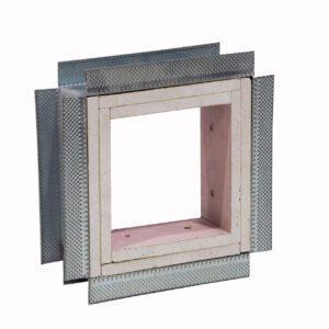 Modular pro cut 4 sided builders work openings