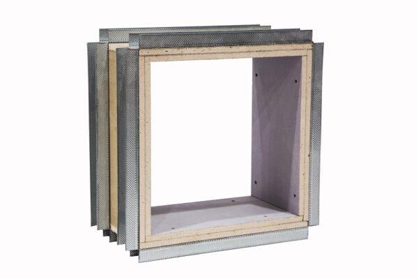Pro Cut 4 Sided Twin Wall Adjustable Builders Work Openings