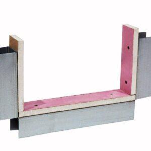 Siniat Pro Cut 3 Sided Modular Builders Work Openings
