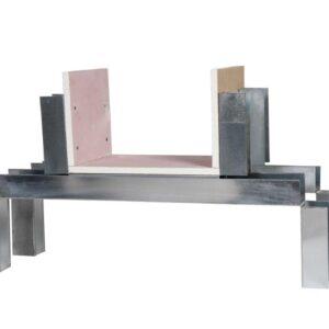Siniat Pro Cut 3 Sided Twin Wall Adjustable Builders Work Openings